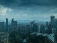 Ausblick von den Petronas Towers