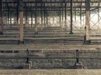 Bahnhofshalle Alter Postbahnhof