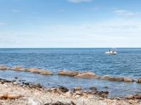 Fischerboot an der Adriaküste II