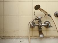 Fertig mit Duschen