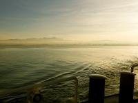 Auf dem Bodensee