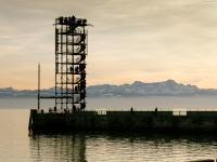 Hafen in Friedrichshafen